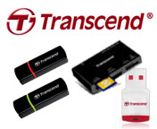 Transcend USB Multi Card Readers